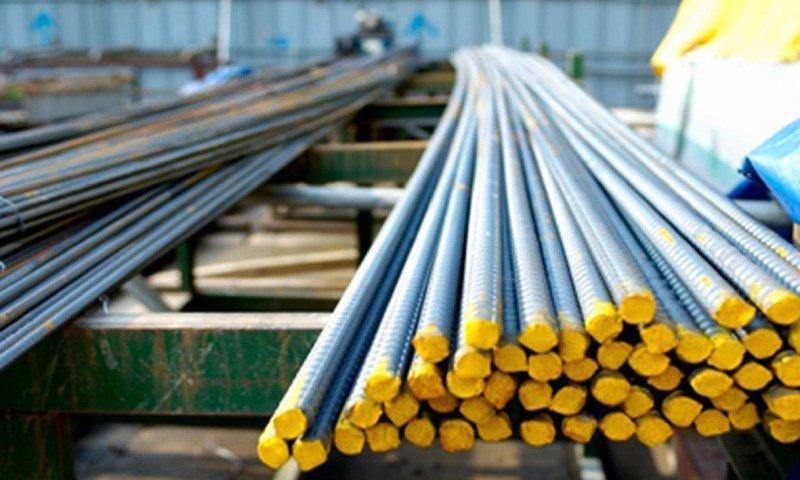 Xuất khẩu sắt thép tăng kỷ lục