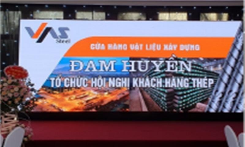 Hội thảo giới thiệu sản phẩm VAS tại Thái Bình