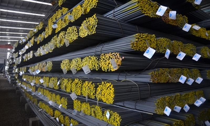 Sản xuất thép trong nước lo với đề xuất của Bộ Tài chính